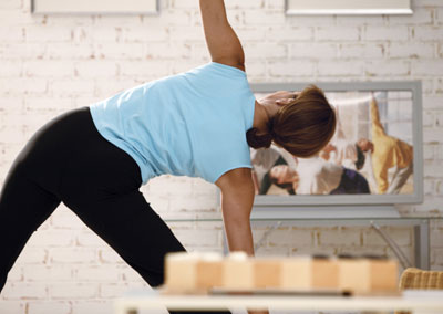 at-home fitness