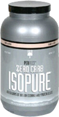 zero carb isopure protein