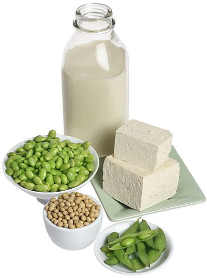 soy protein for women