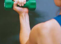 muscle toning 101