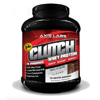 Axis Labs Clutch Whey Protein