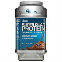 Inner Armour Blue Super Quad Protein